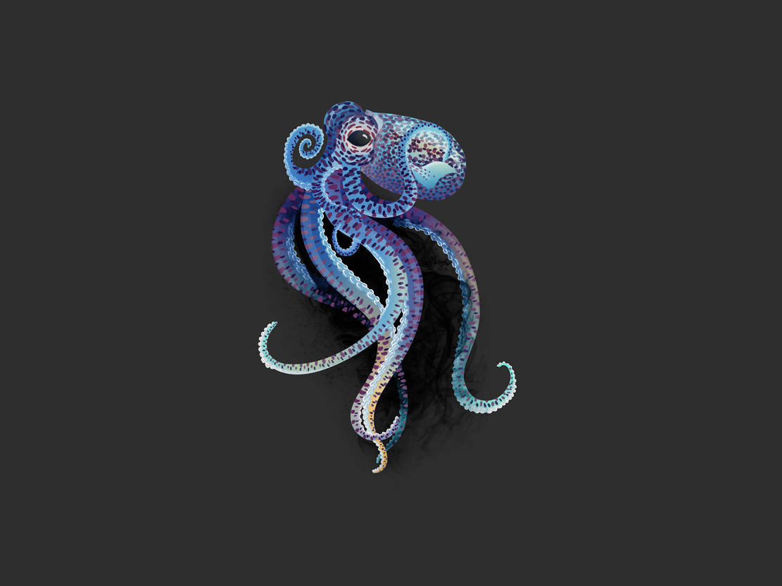 Bobtail Squid |: kadetkat.com/professional/illustrated/bobtail-squid-tattoo