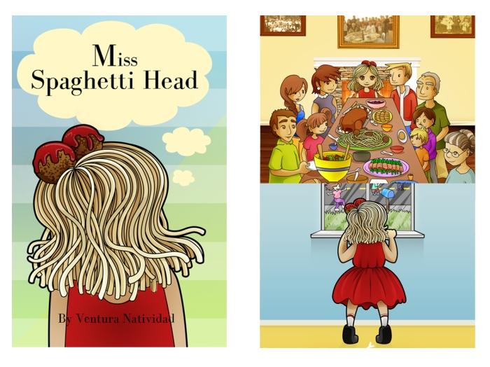 Miss Spaghetti Head
